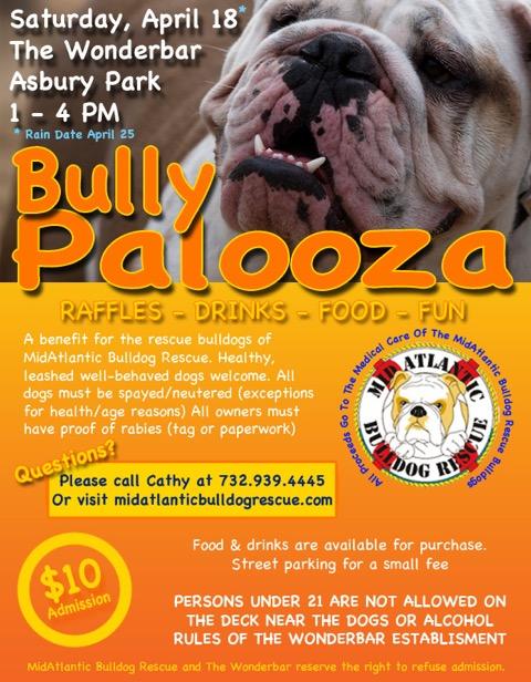 Bully Palooza Spring 2015